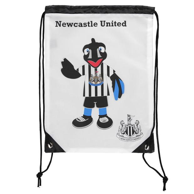 Team United Monty Magpie Gym Bag