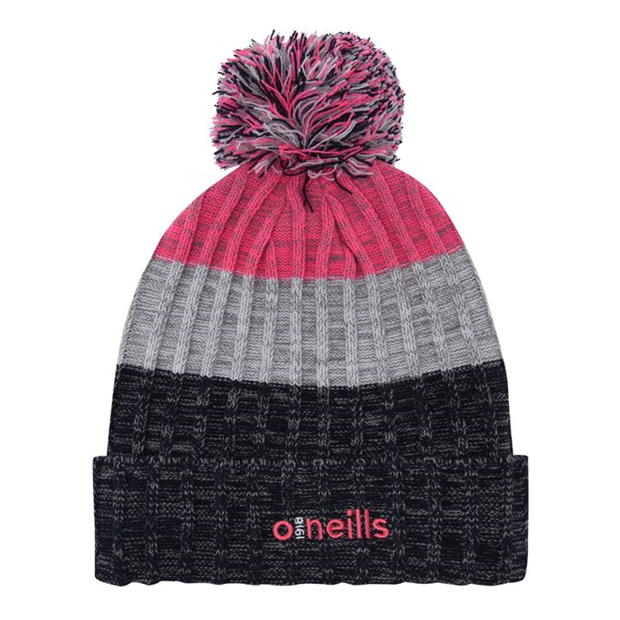 Crafted Essentials Essentials Double Pompom Hat
