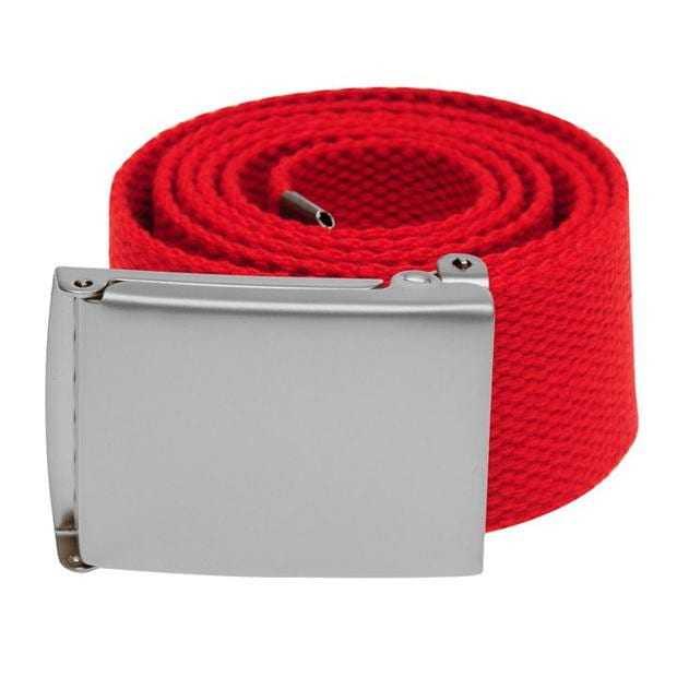 Jilted Generation Canvas Belt