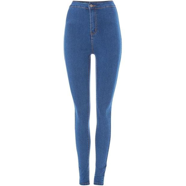 Noisy May Super Skinny High Waisted Jeggings