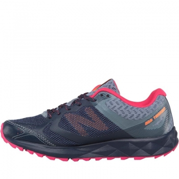 АКЦИЯ: скидка 40% от стоимости! New Balance Womens WT590 V3 Trail Running Shoes Grey UK5 EU 37.5